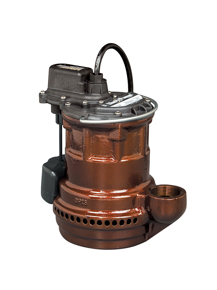 Liberty Pumps - Submersible Sump Pump